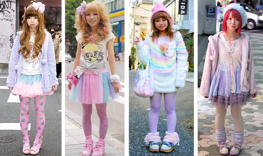 top kei kawaii fashion - photo #34